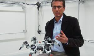 Robot-pająk jest szybszy niż prawdziwa wersja