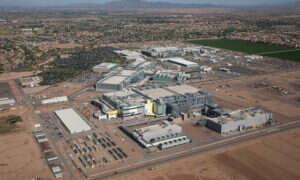 Intel zainwestuje 7mld dolarów w swoją nową fabrykę