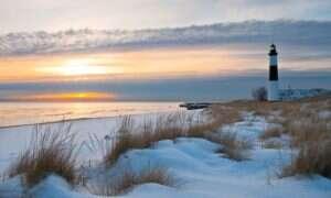 Naładuj jodowe akumulatory na zapas! Zimowy wypad nad morze to jest to!