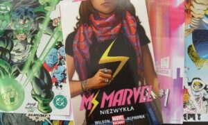 Recenzja komiksu Ms. Marvel: Niezwykła