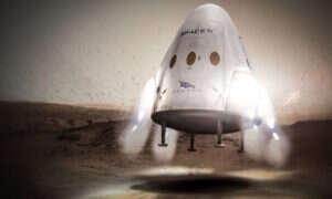 SpaceX przekłada lot na Marsa bezzałogową kapsułą Red Dragon