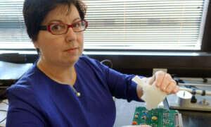 Urządzenie, które wykryje grypę w oddechu
