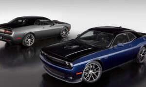 Z okazji 80-lecia firmy Mopar, Dodge wyprodukuje specjalną edycję Challengera
