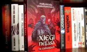 Recenzja książki Xięgi Nefasa: w zaświatach