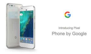 Google Pixel 2 z premierą w tym roku