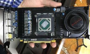 Wyciekły zdjęcia kart graficznych Radeon RX 570 i RX 580