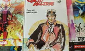 Recenzja komiksu Corto Maltese: Opowieść słonych wód