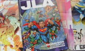 Recenzja komiksu JLA tom 4