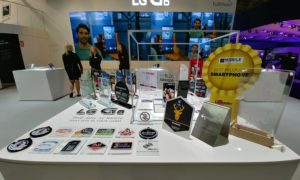 LG G6 najlepszym smartfonem na MWC 2017