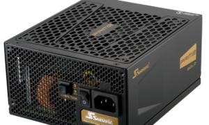 Test zasilacza Seasonic Prime 750W Gold