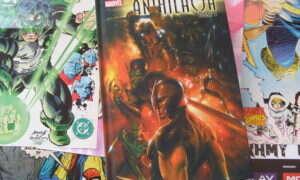 Recenzja komiksu Anihilacja