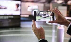 Skonfiguruj idealne BMW dzięki Augmented Reality