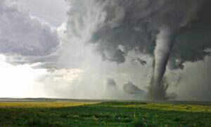 Ta symulacja pozwala zajrzeć do środka śmiercionośnego tornada z 2011 roku