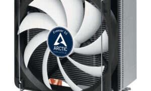 Test chłodzenia Arctic Freezer 33