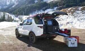 Land Rover zaprojektował samochód z dronem mocowanym na dachu