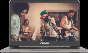 Nowy notebook ASUS Zenbook UX410 debiutuje na polskim rynku