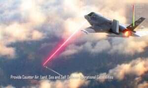 Lockheed Martin zaoferuje armii laser