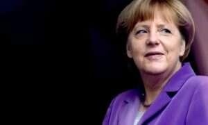 Angela Merkel nawołuje do standaryzowania użycia danych w Europie