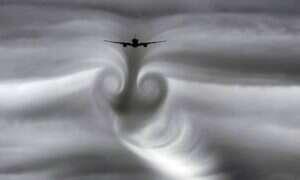 Globalne ocieplenie może utrudnić loty
