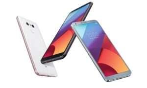 Sprzedaż LG G6 jest znacznie poniżej oczekiwań