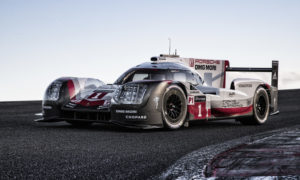 Prezentacja Porsche 919 Hybrid