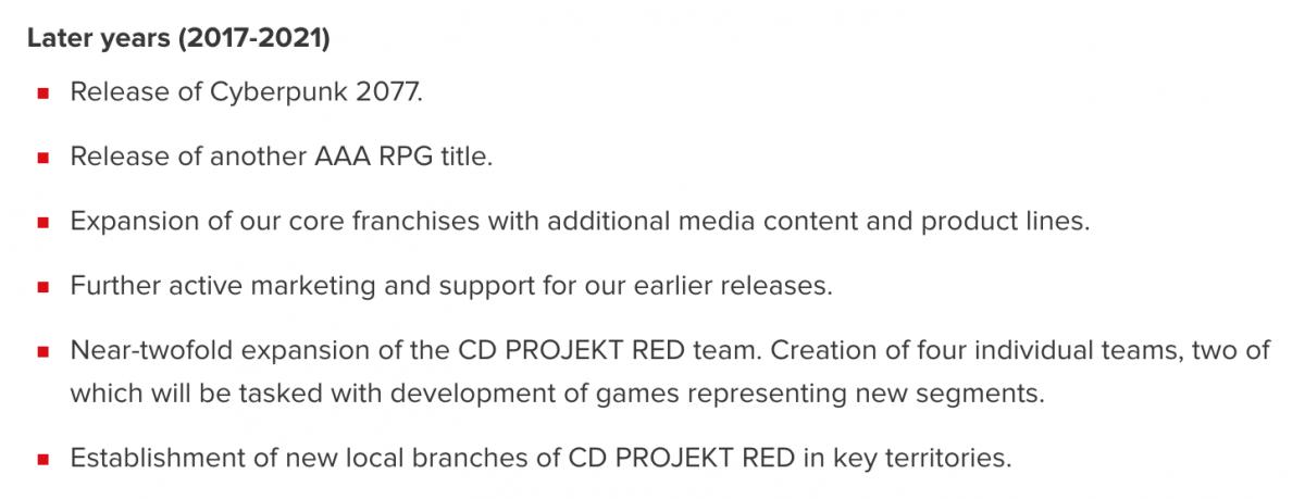Cd Projekt Pracuje Nad Innym Rpg Poza Cyberpunk 2077