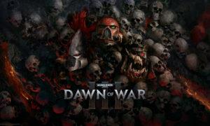 Warhammer 40,000: Dawn of War III – wrażenia z zamkniętych beta testów
