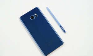 Czy nowy Galaxy Note będzie miał większy ekran niż S8+?
