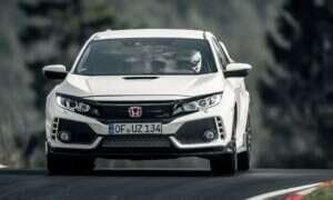 Honda Civic ustanawia nowy rekord na Nürburgring