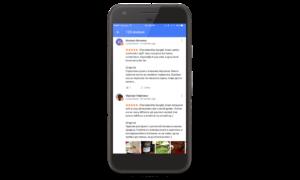 Google przetłumaczy recenzje miejscowych lokali za Ciebie