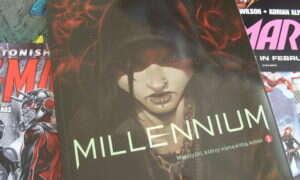 Recenzja komiksu Millennium: mężczyźni, którzy nienawidzą kobiet