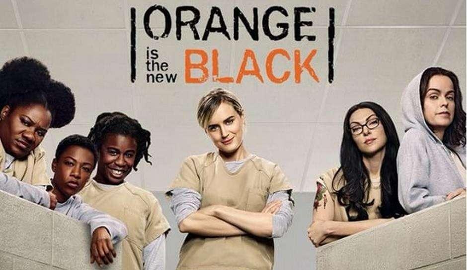 Znalezione obrazy dla zapytania orange is the new black