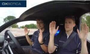 W 2019 roku między Londynem a Oksfordem przejedzie wycieczka… autonomicznych samochodów