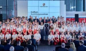 Porsche otwiera nowe centrum szkoleniowe w Lipsku