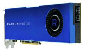 AMD Radeon Pro Duo ma mieć dwukrotnie większą wydajność niż Titan X