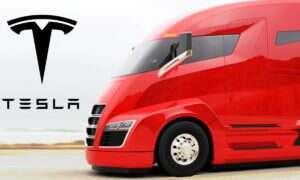 Elektryczna ciężarówka firmy Tesla wyjedzie na drogi we wrześniu