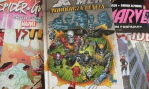 Recenzja komiksu X-Man: Mordercza Geneza