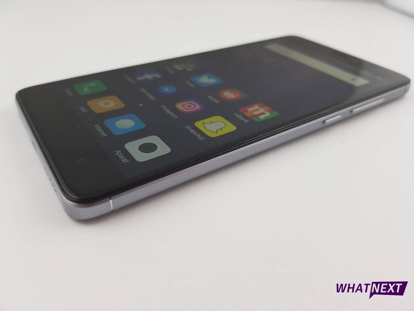 M³j testowy egzemplarz Redmi Note 4X takowe nabył w trakcie mojego niezupełnie 2 tygodniowego okresu testowego