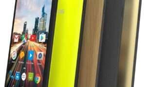 Recenzja smartfonu Archos 55 Helium 4 Seasons