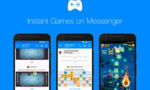 Facebook zamienia Messengera w małą platformę do grania