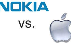 Apple i Nokia zakończyły spór patentowy