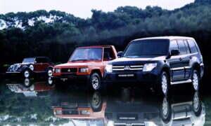 Mitsubishi Pajero – rewolucja w segmencie SUV