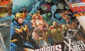 Recenzja komiksu Proces Jean Grey
