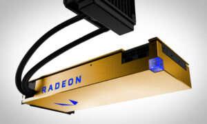 Do sprzedaży trafiła karta AMDVega Frontier Edition z chłodzeniem cieczą