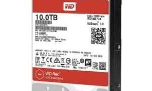 Western Digital wprowadza 10 terabajtowe dyski twarde dla urządzeń NAS