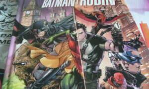 Recenzja komiksu Wieczni Batman i Robin