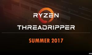 Pierwsze wyniki procesora Ryzen 1950X