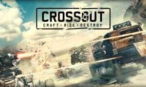 MMO z maszynami rodem z Mad Maksa – recenzja gry Crossout [PS4]