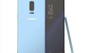 Wyciekły rendery Samsung Galaxy Note 8! Czy tym razem obędzie się bez wpadki?