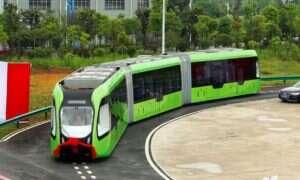 Chiny mają alternatywę dla metra czy tramajów